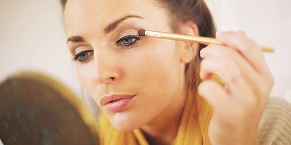 Homemade Makeup Setting Spray
