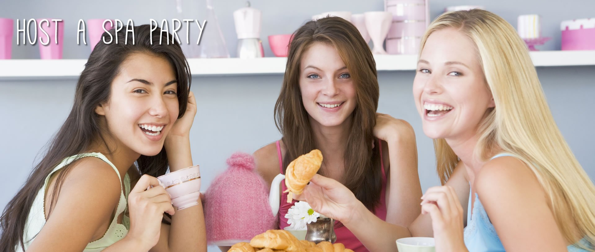 Host A Spa Party