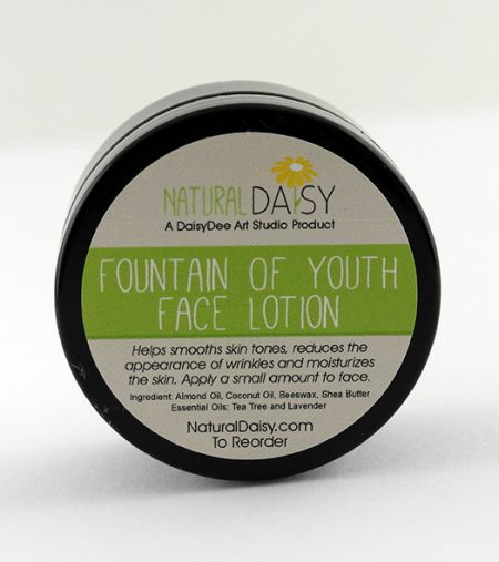 Fountain Of Youth Face Lotion