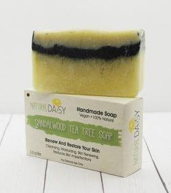 Sandalwood Tea Tree Soap
