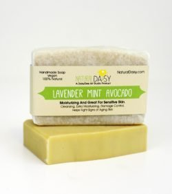 Lavender Mint Avocado Soap