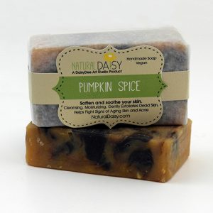Handmade Pumpkin Spice Soap