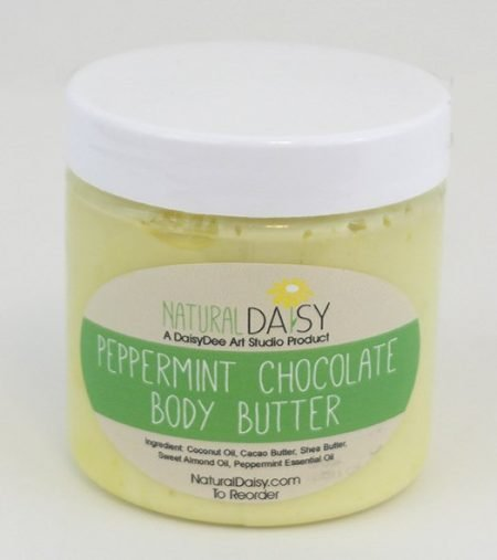 Peppermint Chocolate Body Butter