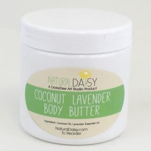 Coconut Lavender Body Butter