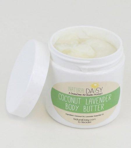 Coconut Lavender Body Butter